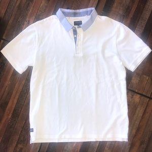 7 Diamonds short sleeved polo...NWOT
